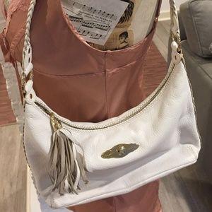 Elliot Lucca White Handbag